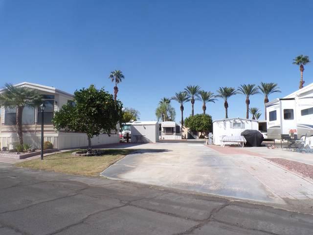 69801 Ramon Road #74, Cathedral City, CA 92234 (MLS #18331774) :: Lisa Angell