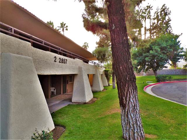 2857 N Los Felices Road #109, Palm Springs, CA 92262 (MLS #18410140) :: Deirdre Coit and Associates