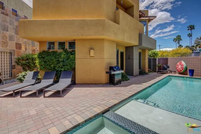 2090 Tangerine Court, Palm Springs, CA 92262 (MLS #19463804) :: The John Jay Group - Bennion Deville Homes
