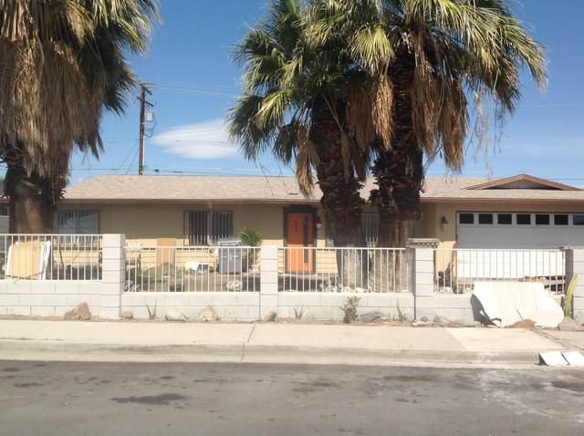 378 W Sunview Avenue, Palm Springs, CA 92262 (#19495210) :: The Pratt Group