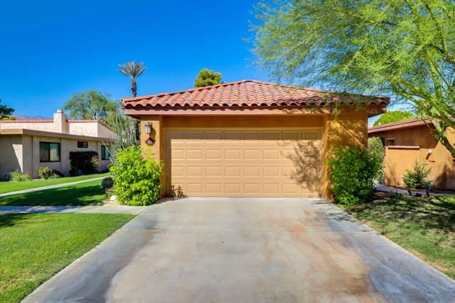 81 La Ronda Drive, Rancho Mirage, CA 92270 (MLS #19504802) :: The Sandi Phillips Team