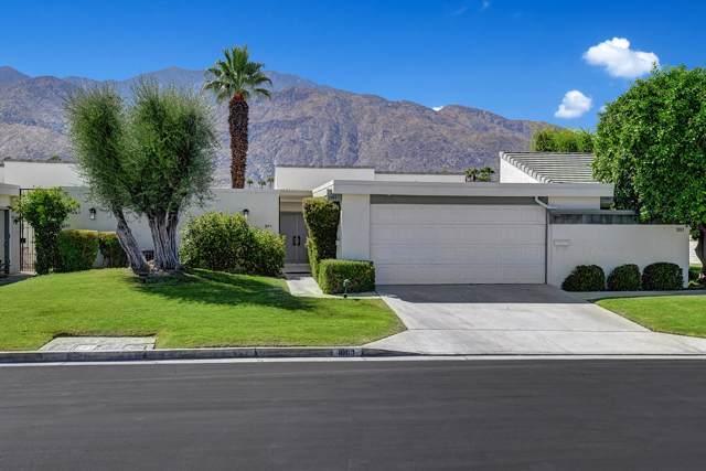 1003 Saint Lucia Circle, Palm Springs, CA 92264 (MLS #19507858) :: The John Jay Group - Bennion Deville Homes