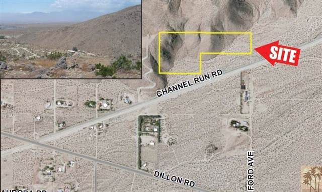 0 Channel Run 16.12 Ac Road, Sky Valley, CA 92241 (MLS #214009868) :: The John Jay Group - Bennion Deville Homes