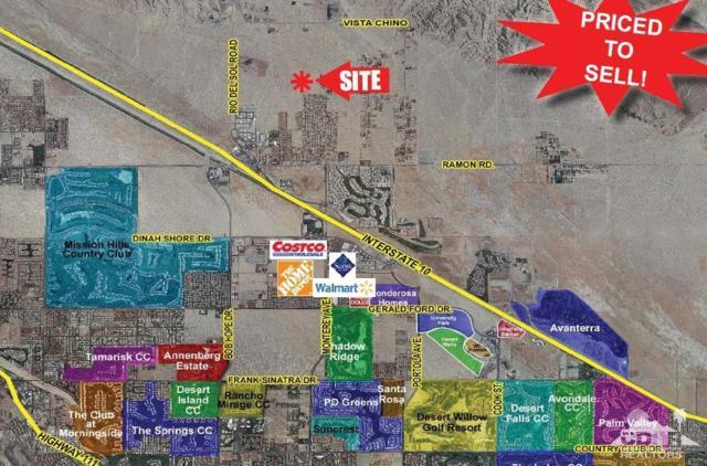 0 30.71 Ac Rio Del Sol, Thousand Palms, CA 92276 (MLS #216026826) :: Brad Schmett Real Estate Group