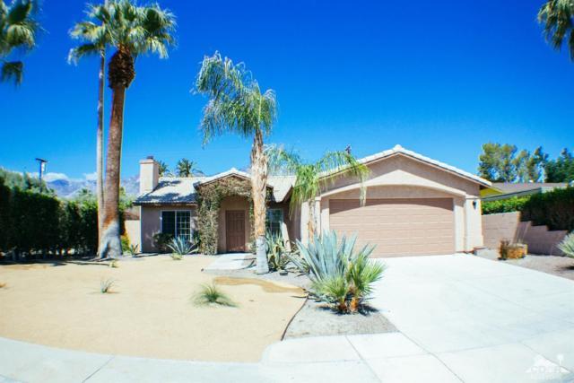 2043 Lawrence Street, Palm Springs, CA 92264 (MLS #217007642) :: Brad Schmett Real Estate Group