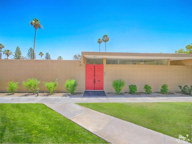 72507 El Paseo #901, Palm Desert, CA 92260 (MLS #217015928) :: Brad Schmett Real Estate Group
