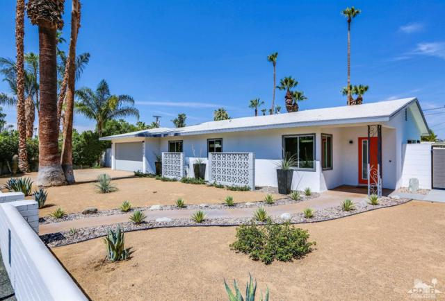 1070 S Calle Marcus, Palm Springs, CA 92264 (MLS #217018950) :: Brad Schmett Real Estate Group