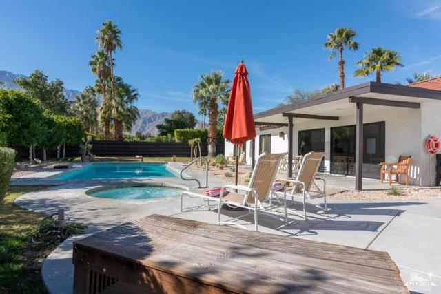 1133 E Via Escuela, Palm Springs, CA 92262 (MLS #217022270) :: The John Jay Group - Bennion Deville Homes