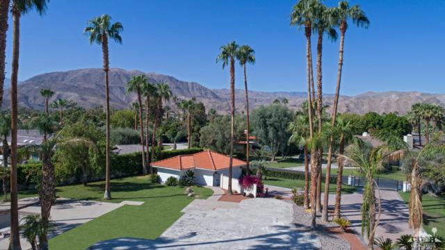 50 S Clancy Lane S, Rancho Mirage, CA 92270 (MLS #217025032) :: The John Jay Group - Bennion Deville Homes