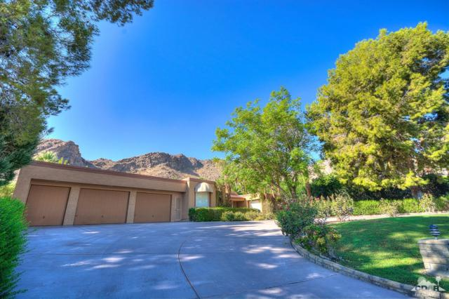 70619 Placerville Road, Rancho Mirage, CA 92270 (MLS #217025332) :: The John Jay Group - Bennion Deville Homes