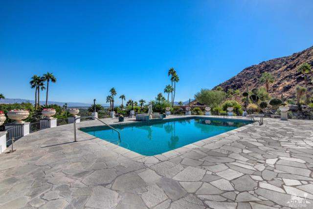 1090 W Cielo Drive, Palm Springs, CA 92262 (MLS #217031388) :: The John Jay Group - Bennion Deville Homes