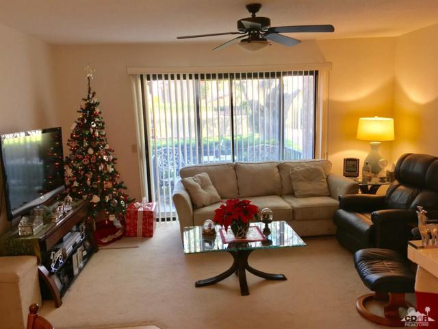 31200 Landau Boulevard #207, Cathedral City, CA 92234 (MLS #217033394) :: The John Jay Group - Bennion Deville Homes