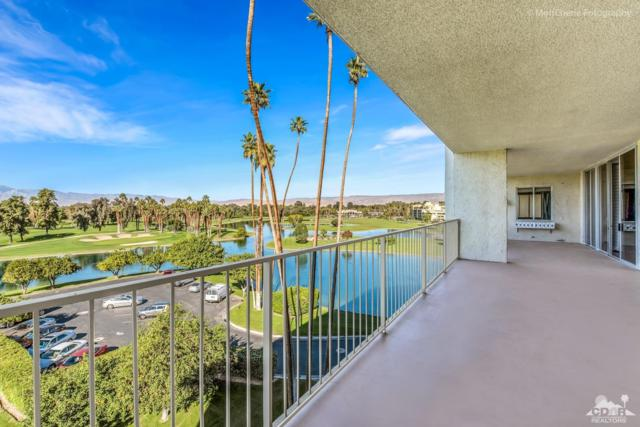 899 Island Drive #511, Rancho Mirage, CA 92270 (MLS #217034186) :: Hacienda Group Inc
