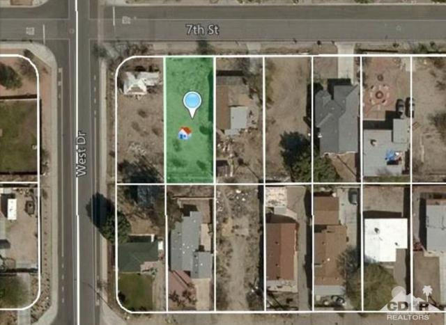 0 7th Street, Desert Hot Springs, CA 92240 (MLS #218000456) :: Team Wasserman