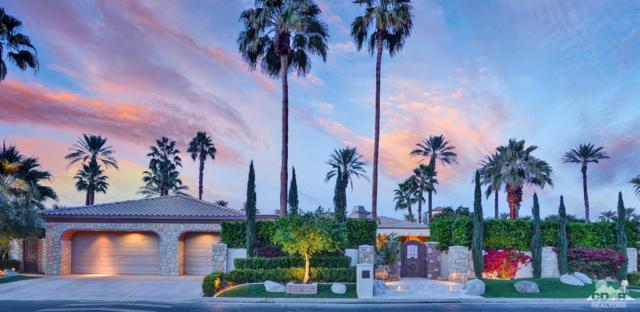 74870 N Cove Drive, Indian Wells, CA 92210 (MLS #218000884) :: The John Jay Group - Bennion Deville Homes