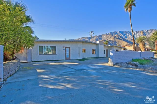 365 Cabrillo Road, Palm Springs, CA 92262 (MLS #218001426) :: The John Jay Group - Bennion Deville Homes