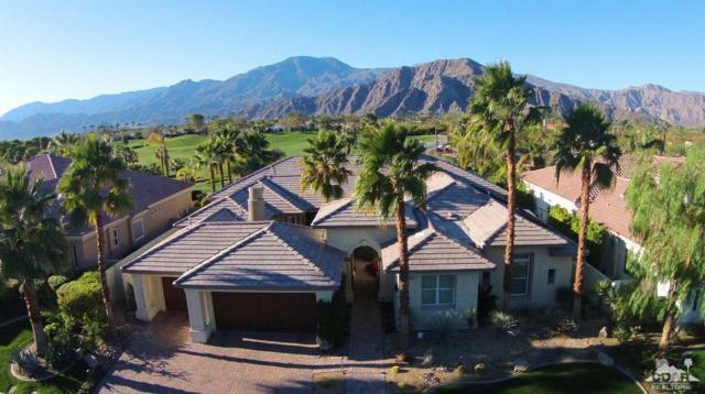 80495 Via Talavera, La Quinta, CA 92253 (MLS #218001934) :: The John Jay Group - Bennion Deville Homes