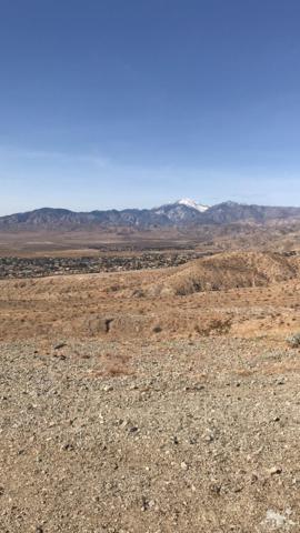 0 Skyline, Desert Hot Springs, CA 92240 (MLS #218002016) :: Hacienda Group Inc