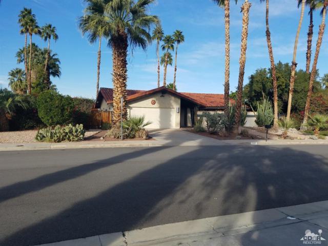 3308 E Loma Vista Circle, Palm Springs, CA 92264 (MLS #218002154) :: Hacienda Group Inc