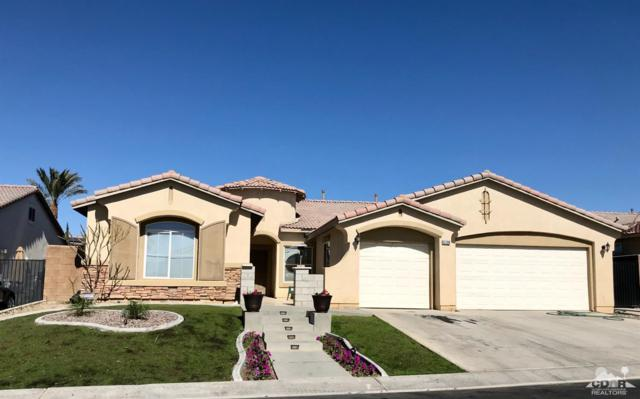 83390 Lahinch Court, Indio, CA 92203 (MLS #218002748) :: The John Jay Group - Bennion Deville Homes