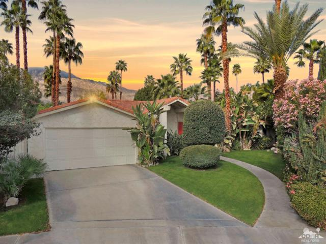 2938 E Orella Circle, Palm Springs, CA 92264 (MLS #218003466) :: The John Jay Group - Bennion Deville Homes