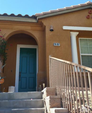 26367 Avenida Quintana, Cathedral City, CA 92234 (MLS #218004258) :: The John Jay Group - Bennion Deville Homes