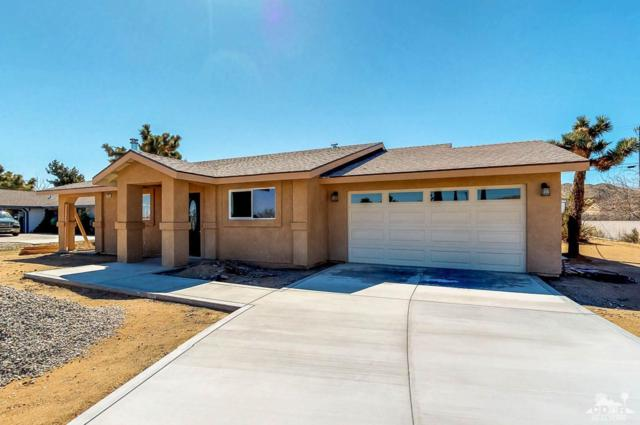 57915 Joshua Lane, Yucca Valley, CA 92284 (MLS #218004330) :: The John Jay Group - Bennion Deville Homes