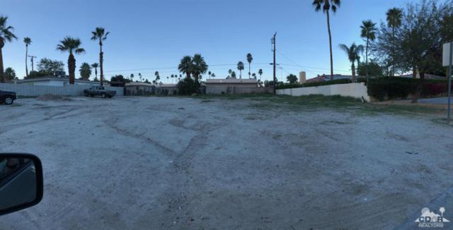 0 E Chuckwalla, Palm Springs, CA 92262 (MLS #218004428) :: Hacienda Group Inc