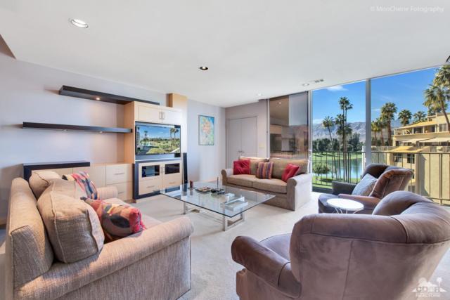 900 Island Drive #410, Rancho Mirage, CA 92270 (MLS #218004766) :: The John Jay Group - Bennion Deville Homes