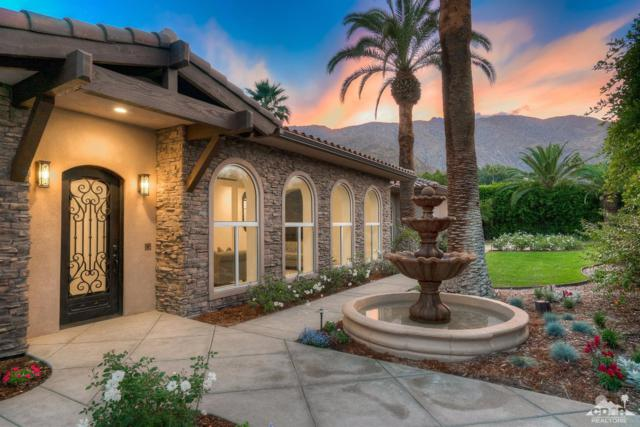 333 E Valmonte Sur, Palm Springs, CA 92262 (MLS #218004858) :: The John Jay Group - Bennion Deville Homes