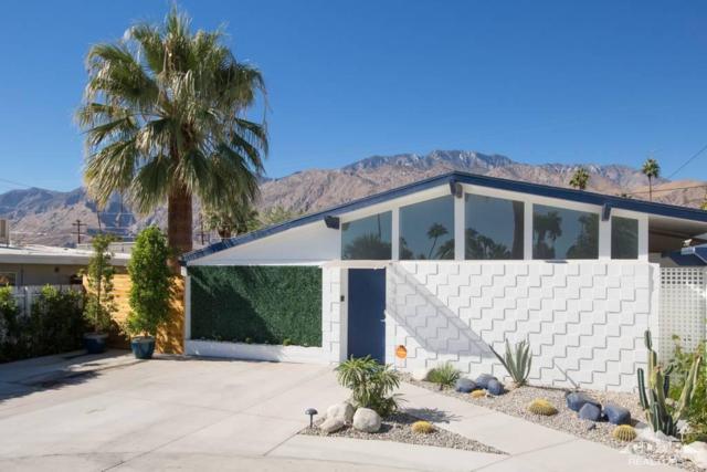 547 N Sunrise Way, Palm Springs, CA 92262 (MLS #218005304) :: Brad Schmett Real Estate Group