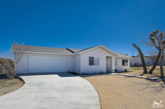 7381 Aster Avenue, Yucca Valley, CA 92284 (MLS #218006030) :: The John Jay Group - Bennion Deville Homes