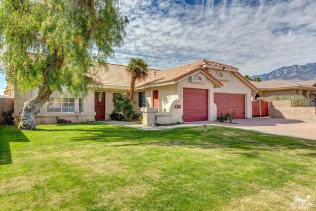 67205 Quijo Road, Cathedral City, CA 92234 (MLS #218007076) :: The John Jay Group - Bennion Deville Homes