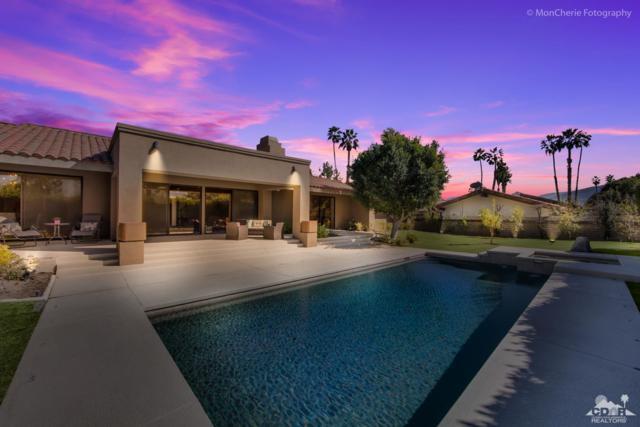 701 Iris Lane, Rancho Mirage, CA 92270 (MLS #218007306) :: The John Jay Group - Bennion Deville Homes