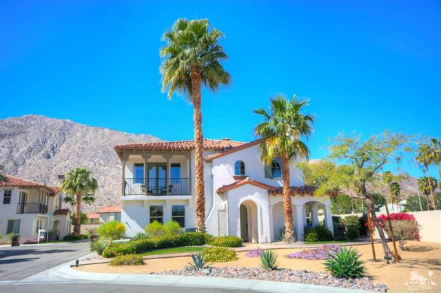 406 Calle Traditions, Palm Springs, CA 92262 (MLS #218007480) :: The John Jay Group - Bennion Deville Homes