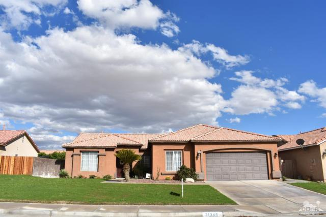 31346 Via Pared, Thousand Palms, CA 92276 (MLS #218007516) :: The John Jay Group - Bennion Deville Homes