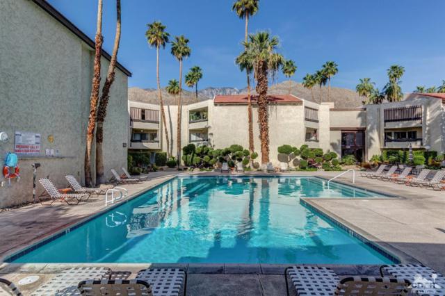 1510 S Camino Real 214A, Palm Springs, CA 92264 (MLS #218008100) :: Deirdre Coit and Associates
