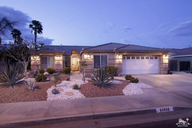 83086 Blue Mountain Court, Indio, CA 92201 (MLS #218008376) :: The John Jay Group - Bennion Deville Homes