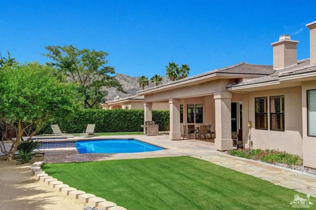 78745 Calle Tampico, La Quinta, CA 92253 (MLS #218008746) :: The John Jay Group - Bennion Deville Homes