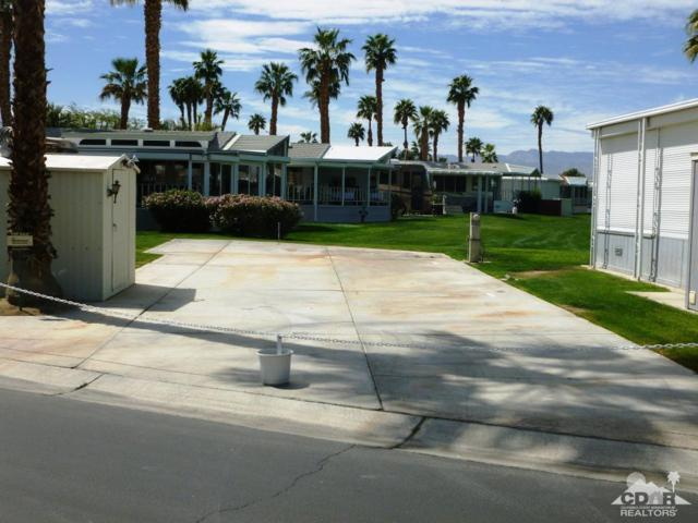 84136 Avenue 44 #267, Indio, CA 92203 (MLS #218008870) :: The John Jay Group - Bennion Deville Homes
