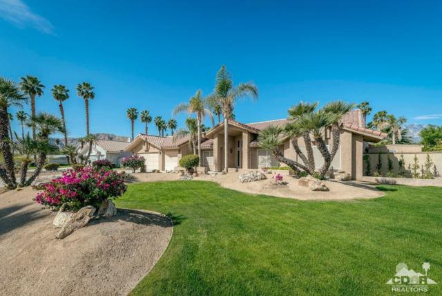 36725 Palmdale Road, Rancho Mirage, CA 92270 (MLS #218009378) :: The John Jay Group - Bennion Deville Homes