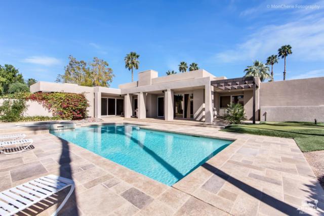 77190 Delgado Drive, Indian Wells, CA 92210 (MLS #218009454) :: The John Jay Group - Bennion Deville Homes