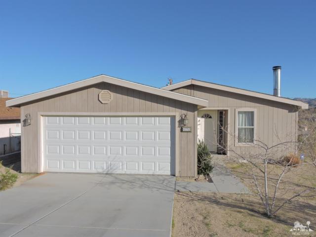 61751 Morningside Road, Joshua Tree, CA 92252 (MLS #218009906) :: Brad Schmett Real Estate Group