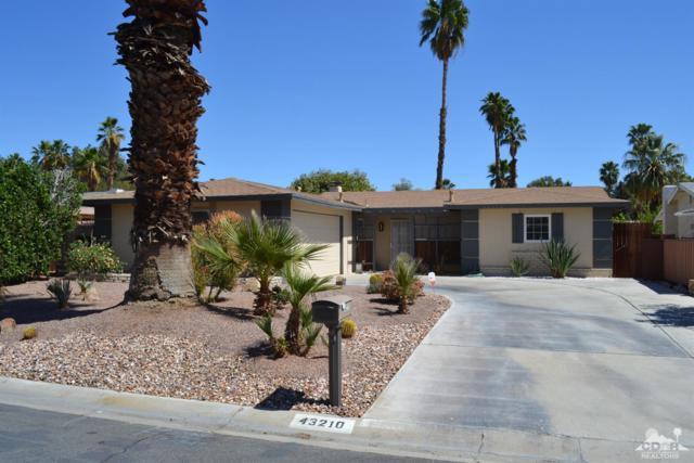 43210 Virginia Avenue, Palm Desert, CA 92211 (MLS #218010198) :: The John Jay Group - Bennion Deville Homes