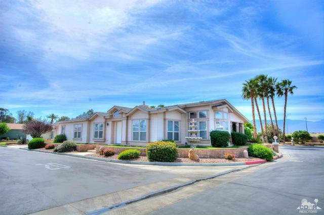 35616 Sand Rock Road, Thousand Palms, CA 92276 (MLS #218010338) :: Hacienda Group Inc