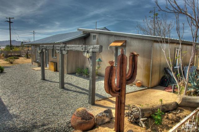3990 Polaris Avenue, Joshua Tree, CA 92252 (MLS #218010912) :: The John Jay Group - Bennion Deville Homes