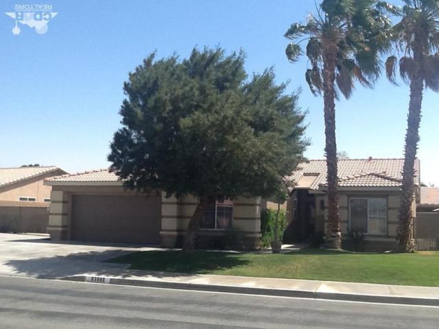 83082 Antigua Drive, Indio, CA 92201 (MLS #218011350) :: The John Jay Group - Bennion Deville Homes