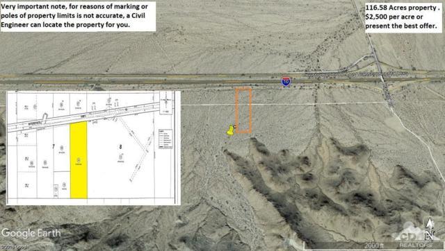 0 Interstate  10 W, Indio, CA 92201 (MLS #218013212) :: Team Wasserman