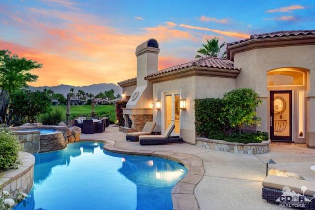 709 Mesa Grande Drive, Palm Desert, CA 92211 (MLS #218013222) :: The Jelmberg Team