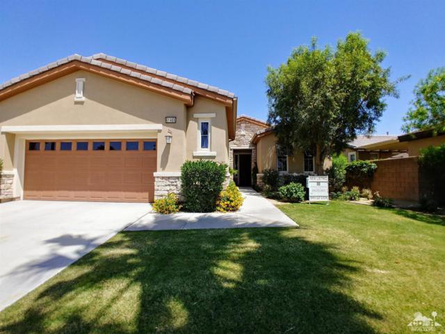 61466 Fire Barrel Drive, La Quinta, CA 92253 (MLS #218014442) :: Team Wasserman
